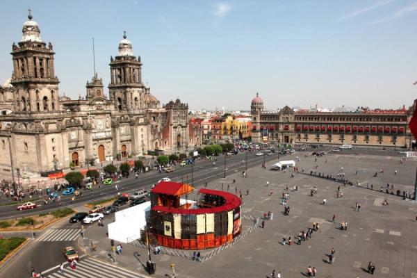 MEXICO: Carrusel Colonial