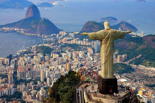 Tres capitales suramericanas